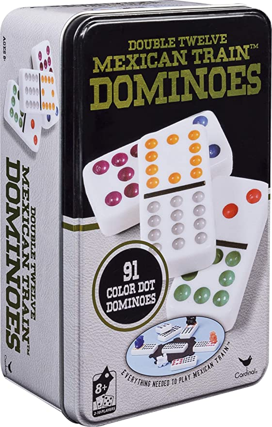 Game LearningLAB Dizios Dominoes with a Twist