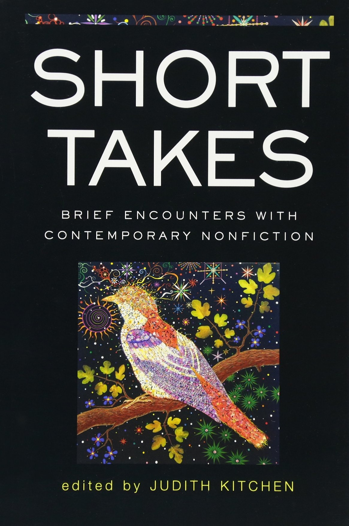 Short Takes: Brief Encounters With Contemporary Nonfiction: Judith Kitchen:  9780393326000: Amazon: Books