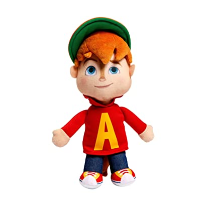 Fisher-Price Alvin & the Chipmunks, Alvin Plush Doll: Toys & Games