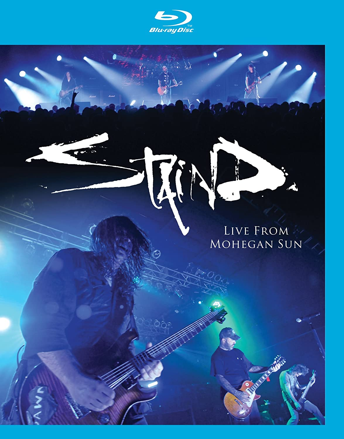 Staind: Live from Mohegan Sun [Blu-ray]