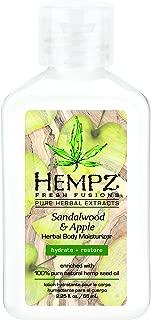 product image for Hempz Sandalwood & Apple Herbal Body Moisturizer, 2.25 Fl Oz