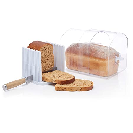 Kitchen Craft - Panera Transparente: Amazon.es: Hogar