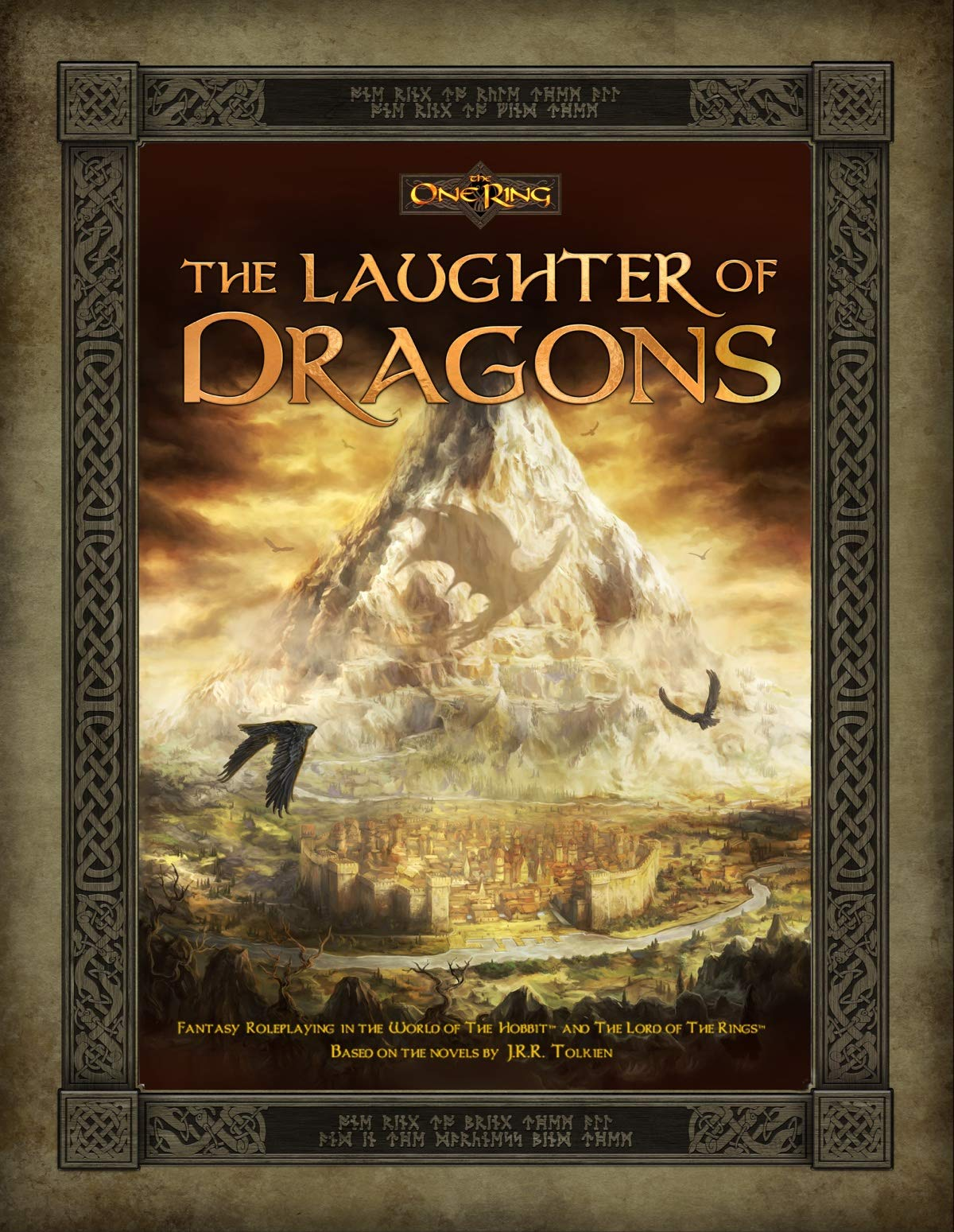 One Ring The Laughter of Dragons RPG