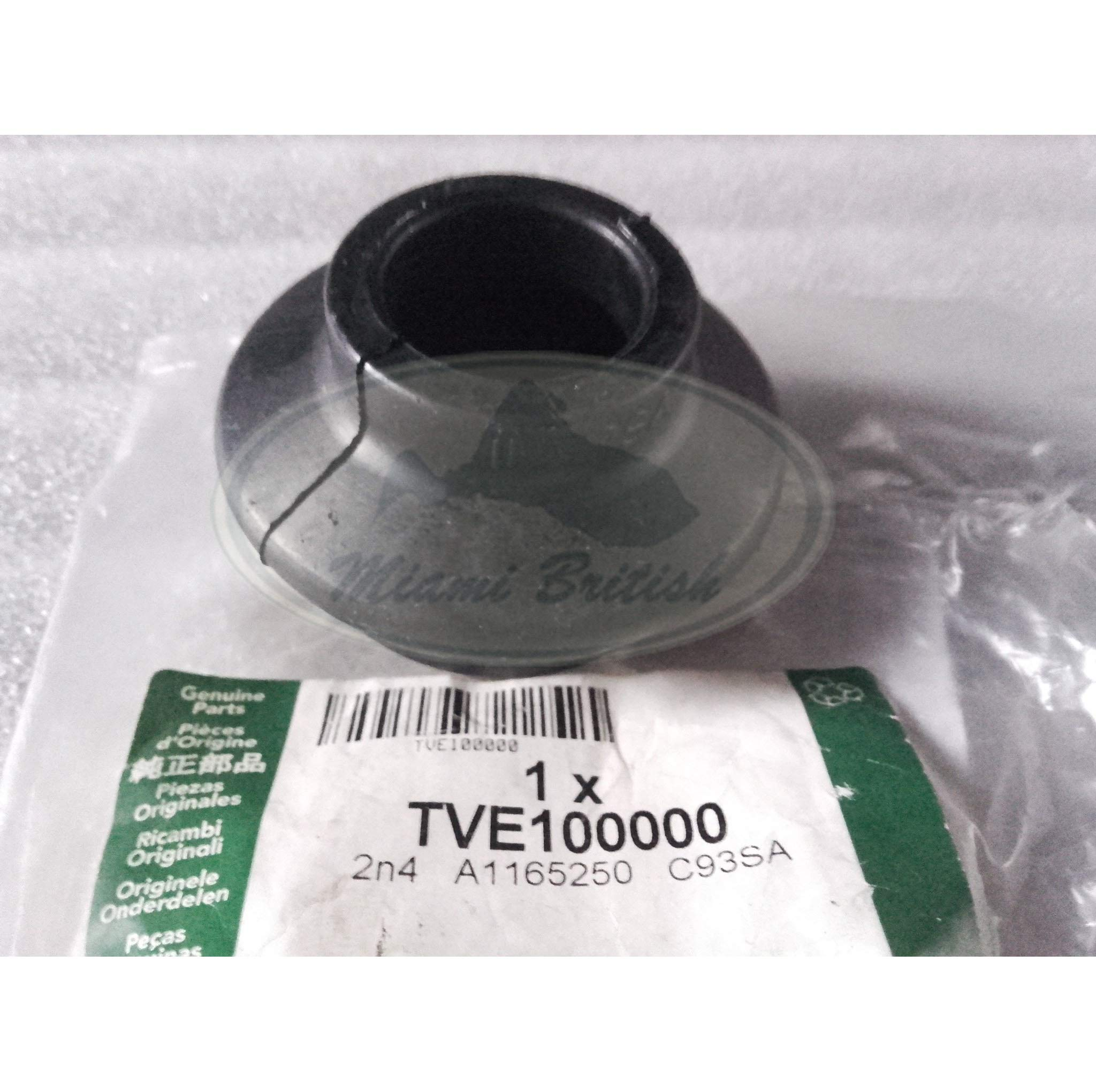 LAND ROVER PROPSHAFT GAITER DISCOVERY I & II RR CLASSIC DEFENDER TVE100000 OEM