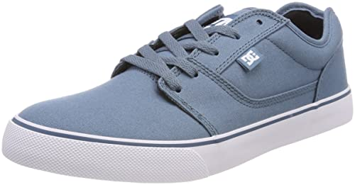 DC Shoes Tonik TX, Zapatillas para Hombre, Blau (Blue Ashes Ba9), 42 EU