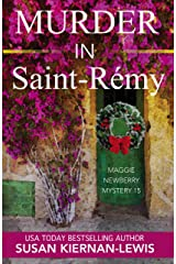 Murder in Saint-Rémy: A French Countryside Village Christmas Holiday Mystery (The Maggie Newberry Mysteries Book 15) Kindle Edition