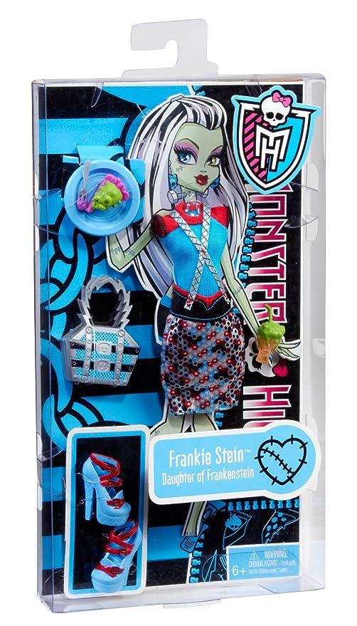Monster High W9123 - Bandeja Modas Frankie (Mattel) X99QlU