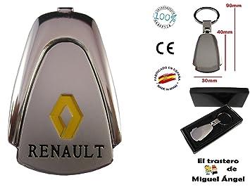 Llavero de coche Renault