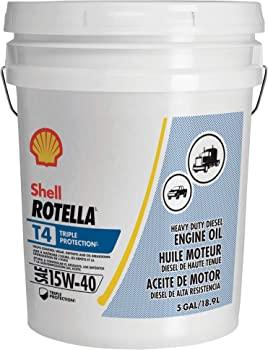 Shell Rotella T4 Triple Protection Conventional Diesel Engine Oil