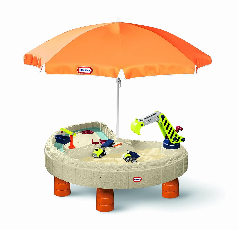 Little Tikes 401N10060 - Spieltisch Baustelle: Amazon.de: Spielzeug