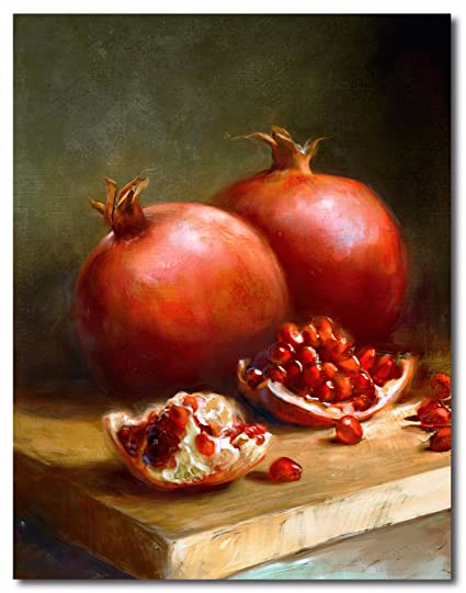 Amazon Com Still Life Paintings Of Fruits And Vegetables