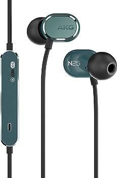 AKG N25 Dual Dynamic Driver In-Ear Headphones