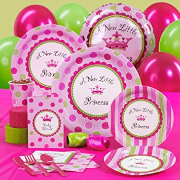 Amazon Creative Converting A New Little Princess Baby Shower