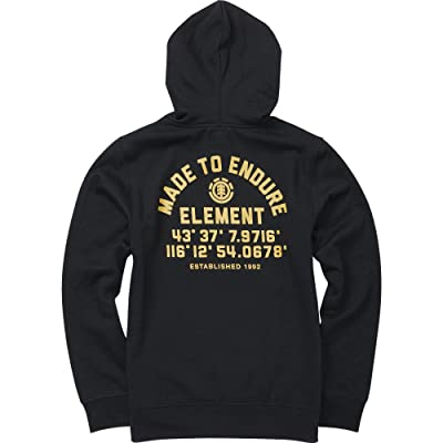 Element Men's Hub Backprint Pullover Hoodie