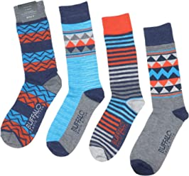 Buffalo David Bitton Socks Variety 4 Pack