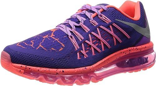 Nike Air MAX 2015 Lava (GS), Zapatillas de Running para Niñas ...