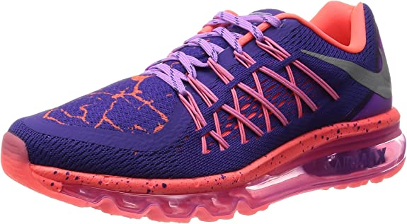 Nike Air MAX 2015 Lava (GS), Zapatillas de Running para Niñas ...