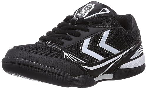 hummel HUMMEL ROOT JR - Zapatillas infantil, Negro (Black), 26 EU
