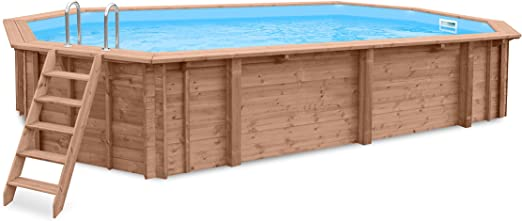 Interline 50700250 - Piscina (Piscina con Anillo Hinchable ...