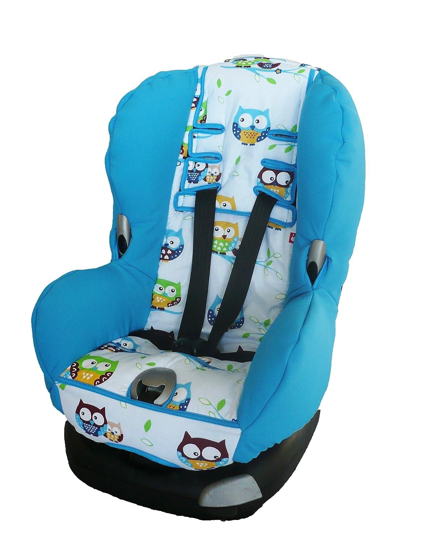 Linden 68454 dise/ño de b/úhos Funda para asiento infantil de coche Maxi Cosi Priori XP