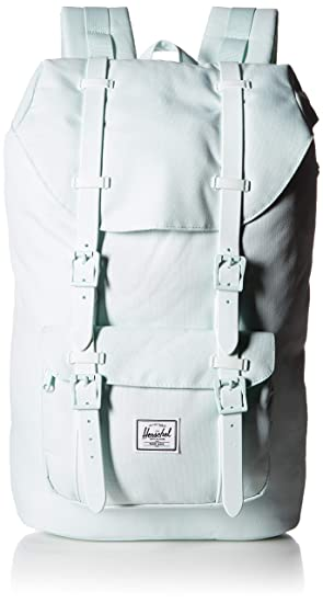 Herschel Supply Co. Little America Mid-Volume Backpack, Glacier, One Size   Amazon.co.uk  Clothing 0a67428856