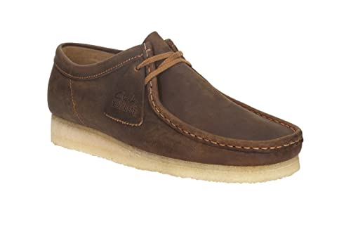 Clarks Originals Wallabee - Beeswax (Brown) Mens Shoes 10.5 UK