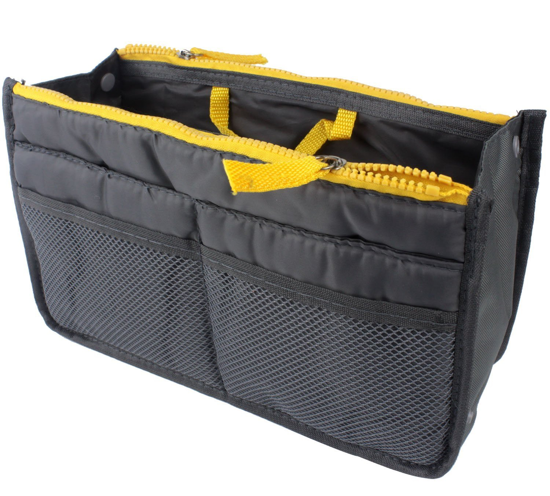 Amazon.com : Handbag Pouch Bag in Bag Organiser Insert Organizer ...