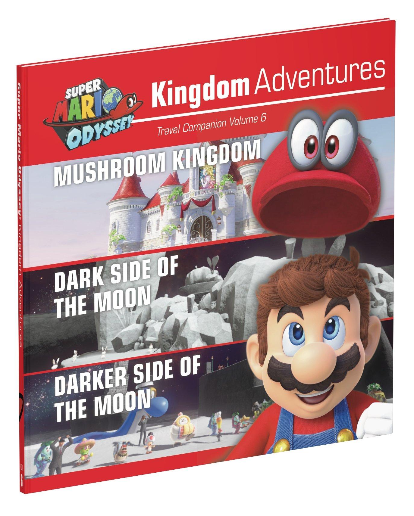 Super Mario Odyssey. Kingdom Adventures Volume 6 Idioma Inglés ...