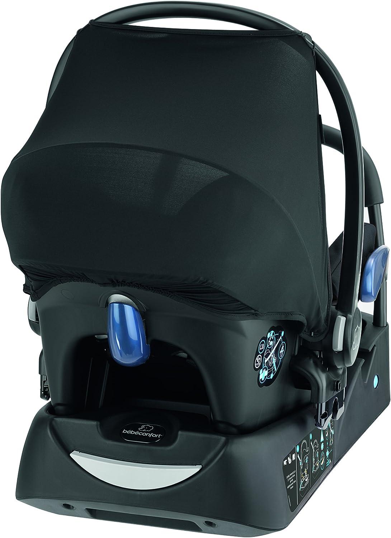 negro Silla de coche grupo 0+ B/éb/é Confort Nomad Black