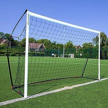 QuickPlay Sport QuickPlay Kickster Academy 16 x 7 Football Goal ...