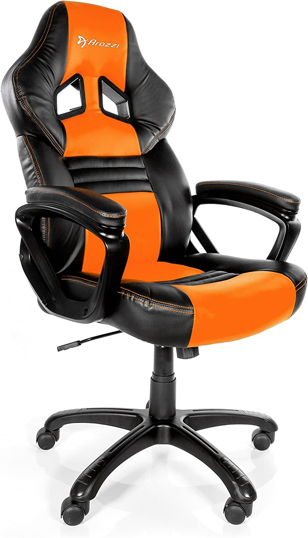 Nero Arancione 50 x 55 x 130 Arozzi Monza sedua da Gaming