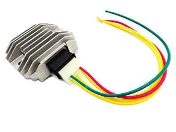 High Performance Voltage Rectifier Regulator Fits Yamaha YZF R6 1997-2012 on