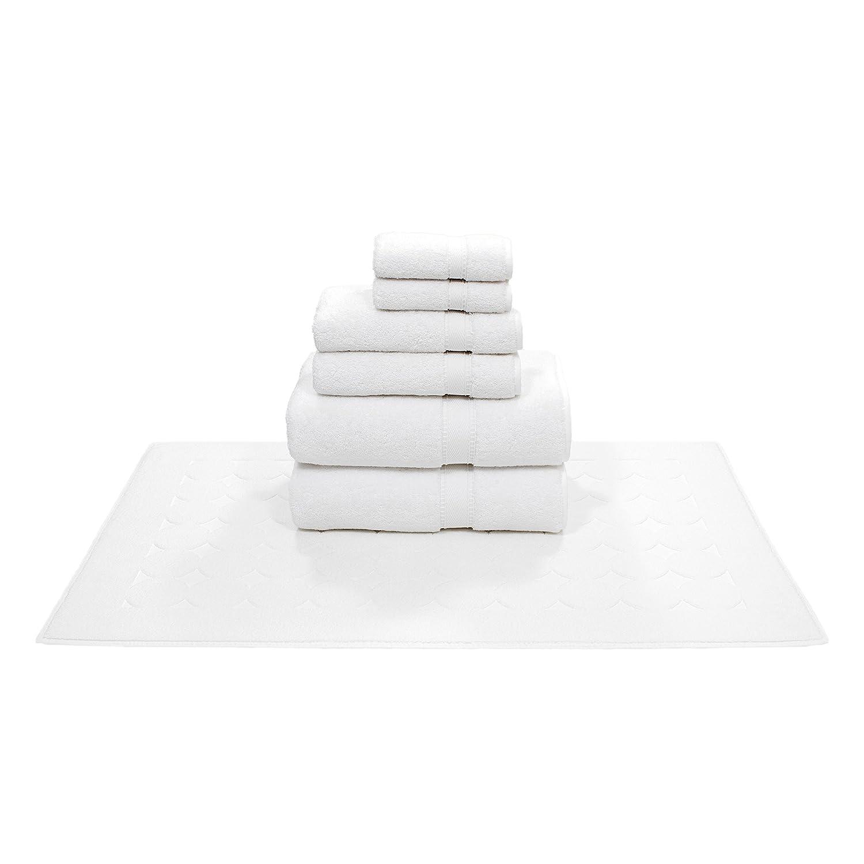 Linum Home Textiles SN00-7CD Bath Towel White