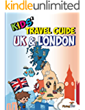 Kids' Travel Guide - UK & London: The fun way to discover Italy & Rome--especially for kids (Kids' Travel Guides Book 7) (English Edition)
