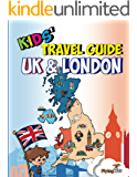 Kids' Travel Guide - UK & London: The fun way to discover Italy & Rome--especially for kids (Kids' Travel Guides Book 7)