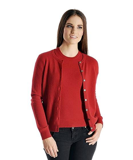 Womens Cashmere Cardigan Twin Sweater Set At Amazon Womens