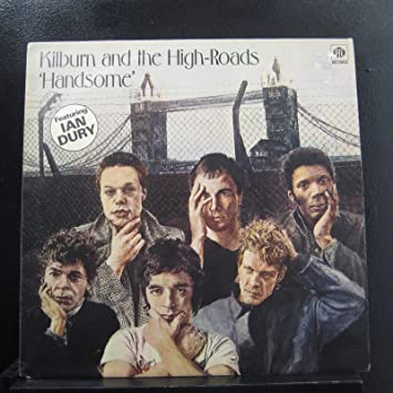 Kilburn and the high roads handsome lp vinyl album uk pye 1975 handsome lp vinyl album uk pye 1975 solutioingenieria Choice Image