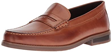 dd2d4ee6573 Rockport Men s Cayleb Woven Penny Loafer  Amazon.co.uk  Shoes   Bags