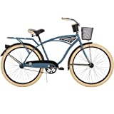 Huffy Men's Deluxe Cruiser Bicycle, 26 inch