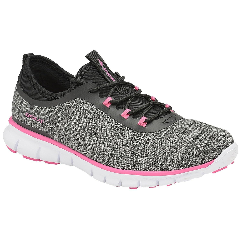 Gola - Zapatillas Modelo Lovana para Mujer 39 EU|Negro/Rosa