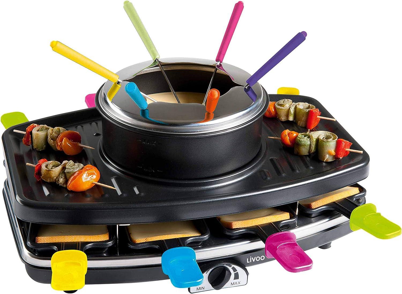 Comparativa de las mejores Raclette fondue en 2021 4