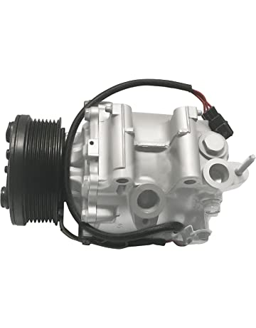 RYC Remanufactured AC Compressor and A/C Clutch IG555