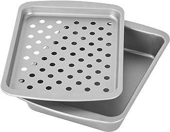 OvenStuff Non Stick Toaster Oven Bake, Broil and Roast Set