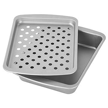 G & S Metal Products OvenStuff Nonstick Broiler Pan