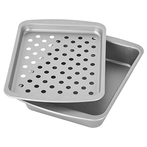 Small Broiler Pan With Rack Amazon Com