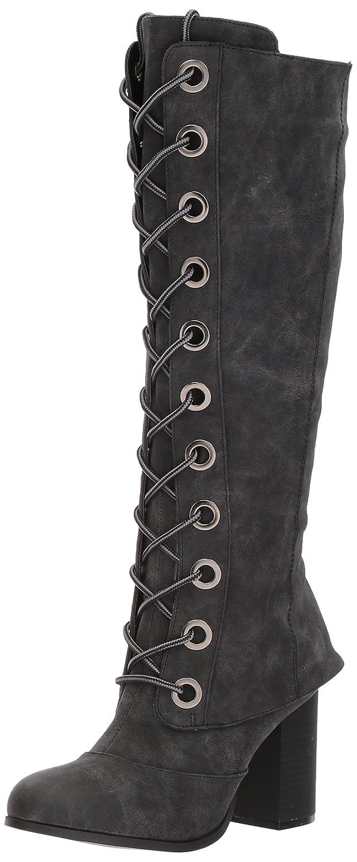 2 Lips Too Women's Too Loaded Fashion Boot B074J8KSNJ 11 B(M) US|Black