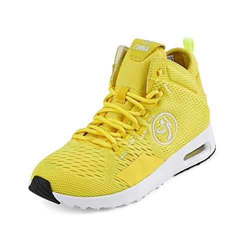 quality design best deals on discount shop Zumba Air Classic Athletic High Top Shoes Dance Fitness Workout Sneakers  for Women