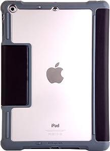 STM Dux, rugged case for Apple iPad 2, 3, 4 - Black (stm-222-066J-01)