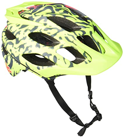 Fox Racing Flux Helmet Cauz Grey, L/XL