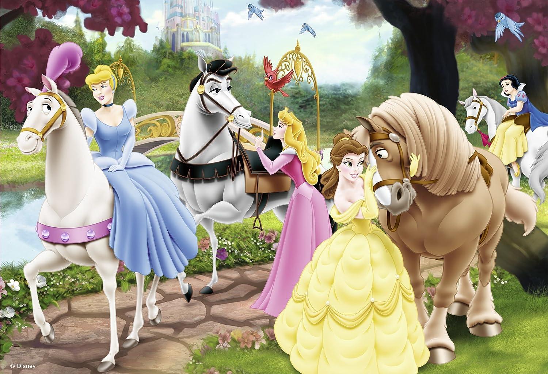 Amazon.com: Ravensburger Disney Princcess Jigsaw Puzzle (2 x 24 Piece): Toys & Games